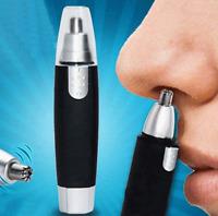Nose Ear Hair Trimmer Face Neck Eyebrow Shaver Clipper Groomer Cleaner Unisex