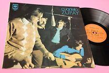 CUARTETO ZUPAY LP ORIG ARGENTINA '70 COPERTINA LAMINATA