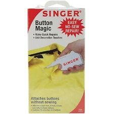 Singer Button Magic Easy No sew Repair Kit Great for Alterations