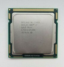 Intel CPU Core i7-870 2.93GHZ/8MB LGA 1156