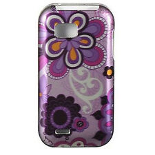 For T-Mobile LG myTouch Q HARD Protector Case Snap on Phone Cover Purple Violet