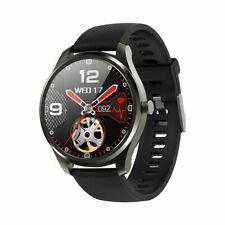 Men Women Smart Watch Heart Rate Monitor Wristwatch Bluetooth Call Remote Camera