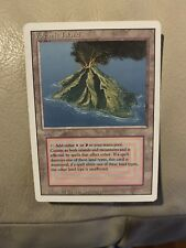 Volcanic Island Dual Land Revised Reserve Mtg Magic The Gathering
