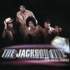 The Jackson Five*  The Real Thing CD, Comp CD 5384