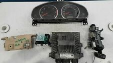 RICAMBI USATI KIT CENTRALINA MOTORE MAZDA 2 1.4 TDCI,  5WS40140D-T----SID804