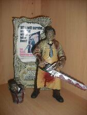 Mcfarlane Movie Maniacs Texas Chainsaw Massacre Leatherface Figura Horror