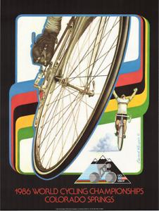World Cycling Championships 1986 Cycling, Bicycle, Bike Race, Colorado Springs