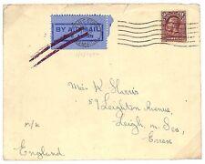 U111 1932 Jamaica * KINGSTON * BC-Aires Essex GB {samwells-cubre} Pts