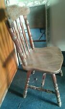 Farmhouse Solid Wood Chairs