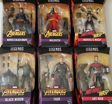 Marvel Legends Avengers CULL OBSIDIAN BAF Set of 6 MIB shipped in FACTORY CASE
