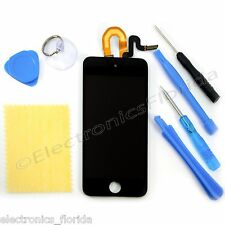 iPod Touch 5th Gen LCD Screen Replacement Digitizer Glass Assembly Black tools