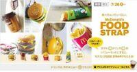 McDonald's Toys Food Item Collectibles | McDonald's Japan