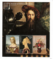 Grenada 2014 MNH World Famous Paintings Raphael Uccello 3v M/S II Art Stamps
