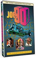 Joe 90 Complete DVD Set Series Gerry Anderson Collection TV Show Episode Box Lot