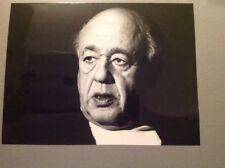 EUGÈNE IONESCO  - Photo de presse originale 18x24cm