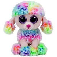 65be8f3a8b6 NEW Rusty the Brown Raccoon - Beanie Boos (Medium) Kids Childrens ...