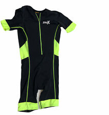 Sparx X Triathlon Suit Men Size XL Racing Tri Cycling Skin Suit N2