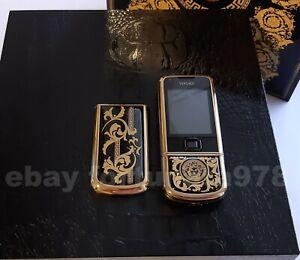 Nokia 8800 Gold Arte (Unlocked) Versace Edition