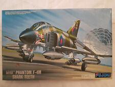 Fujimi 27020 British Phantom F-4M Shark Teeth 1:72 Neu, Bauteile versiegelt