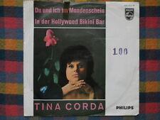 Tina Corda toi et moi au clair de lune & dans le Hollywood Bikini Bar' 7' - washed