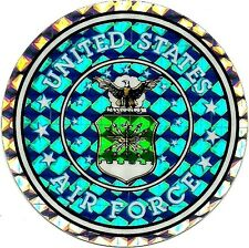 UNITED STATES AIR FORCE    Sticker Decal