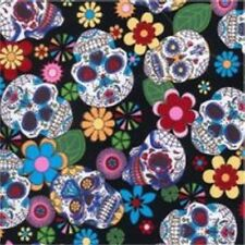 Skeletons & Skulls Apparel-Everyday Clothing Craft Fabrics