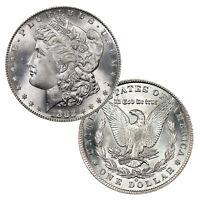 1882 O Morgan Silver Dollar $1 Brilliant Uncirculated BU 90% Silver