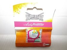 """Wilkinson """"Lady Protector"""" Rasierklingen 1x 5 Klingen"""