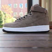Nike Air Force One 1 High 07 Size 10.5 Dark Mushroom Brown Basketball 315121 205