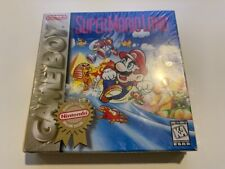 Super Mario Land Nintendo Game Boy Gameboy Players Choice - Sealed! Rare!!