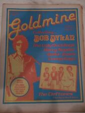 MAY 1980 GOLDMINE THE RECORD COLLECTOR'S MAGAZINE BOB DYLAN