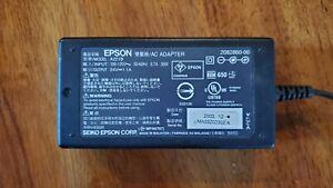 Epson A221B AC Power Adapter Output 24V 1.1A