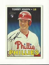 2016 Topps Heritage #686 Tommy Joseph RC Rookie Phillies Red Sox