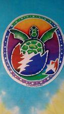 Grateful Dead Hatching Terrapin 6 x 5 Inch Sticker