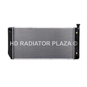 Radiator For C/K 1500 2500 3500 PU Suburban Yukon Tahoe 5.0L 5.7L w/TOC w/o EOC