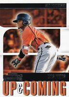 2020 CONTENDERS UP & COMING RC LUIS MATOS SAN FRANCISCO GIANTS ROOKIE  B5470