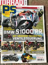 PS Motorrad Zeitschrift Nr. 04 April 2019