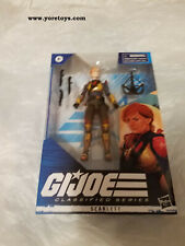 "2020 GI Joe Classified Series G.I.Joe Cobra Scarlett 05 MIB in Hand 6"" Figure"