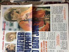 U2-1 ephemera 1971 article whatever happened to baby jane fonda