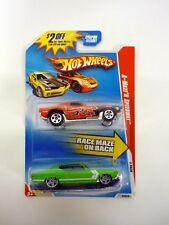 Hot Wheels A-MAZE 'N Pista Carreras Pack de 2 Die-Cast Cars MOC COMPLETO 2009