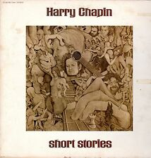 Harry Chapin Vinyl LP Elektra Records 1973 EKS-7506, Short Stories