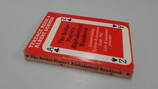 The Bridge Players Alphabetical Handbook, Reese, Terence, Faber a