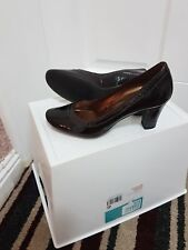 Girls party casual formal prom wedding heel shoes size 4
