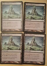 4x Vault of Whispers  Mirrodin MTG Magic FREE SHIPPING