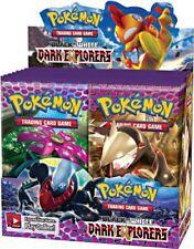 Mint Condition Pokemon Factory Sealed Black & White Dark Explorers Booster Box