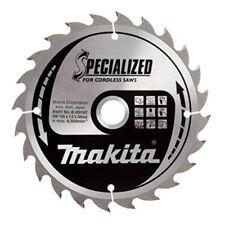 Makita B-09167 Circular Saw Blade 165mm x 20mm x 24T Ultra Thin Wood Cutting