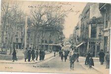 CPA - France - (34) Hérault - Sete - Cette - Rue de l'Esplanade