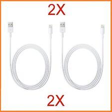 2x USB Lightning Ladekabel für Original Apple iPhone 6 iPhone 7 iPhone 5 Kabel