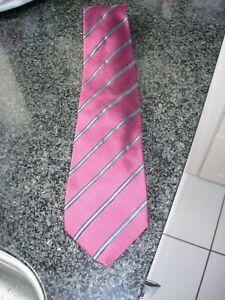 Burberry London men's business tie.