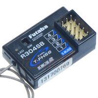 Futaba 4-Channel T-FHSS Telemetry Enabled Receiver 1:10 RC Car On Road #R304SB